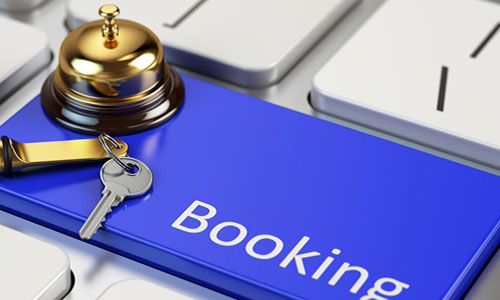 booking system development