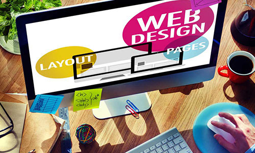 web design layout jb